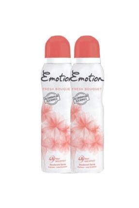 Emotion Fresh Bouquet 150 ml Deodorant X2