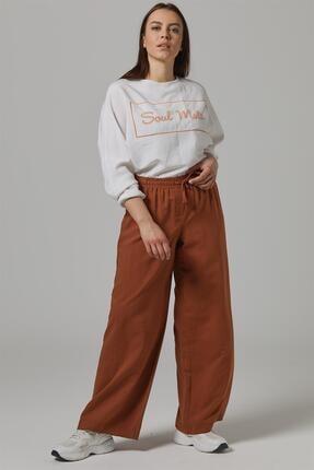 Doque Kadın Kırmızı Pantolon Do-b20-59020-51