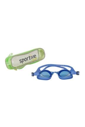 Sportive Jr-208-blue Mavi Unisex Deniz Gözlüğü