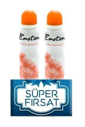 Emotion Orıjınal Fresh Bouqlet 2 Adet 150 ml Deodorant