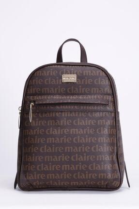 Marie Claire Kadın Kahverengi Sırt Çantası Mc212102009