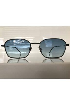 Italia Independent Unisex Güneş Gözlüğü Siyah Metal Çerçeve Mavi Degrade Lens Uv400 0309009036