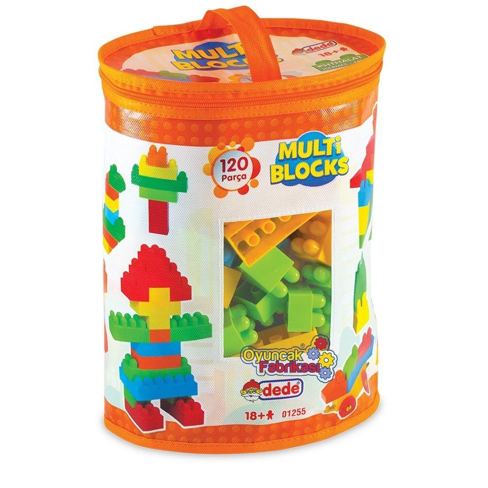Dede Oyuncak Lego Multi Blocks 120 Parça
