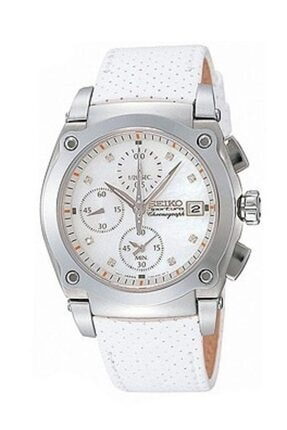 Seiko Sportura Snd857p1 Pırlantalı Kadın Kol Saati