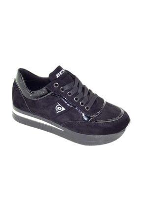 Dunlop Unisex Siyah Yüksek Taban Spor Ayakkabı