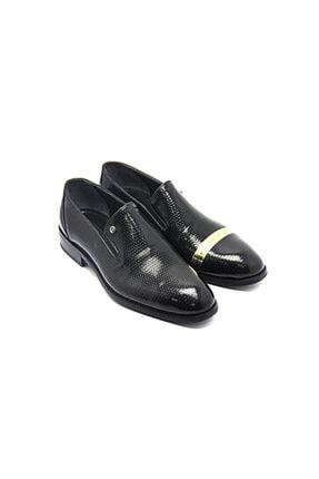 Pierre Cardin Erkek Siyah Rugan Ayakkabı 36304