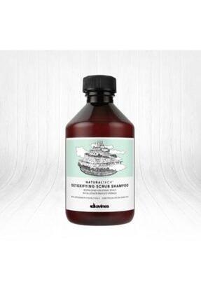 Davines Naturaltech Detoxıfyıng Scrub Shampoo