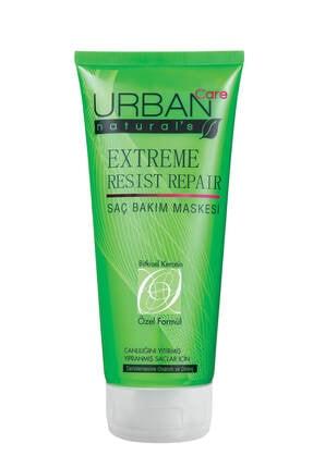 Urban Care Extreme Resist Repair Saç Bakım Maskesi 200 Ml 8680690701498