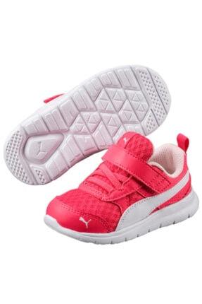 Puma Kız Bebek Pembe Flex Essential Inf  Spor Ayakkabısı 190684-04