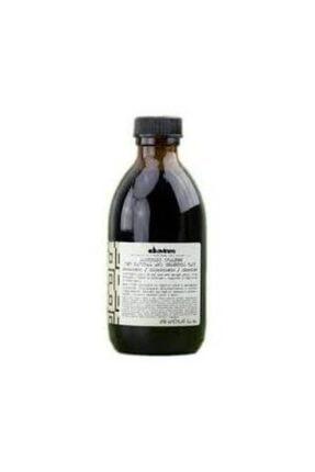 Davines Alchemic Chocalate Koyu Kahverengi Ve Siyah Saçlar Için Bakım Şampuanı 280 ml