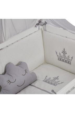 Motto Nakışlı Bebek Uyku Seti - 60x120 cm 16011721