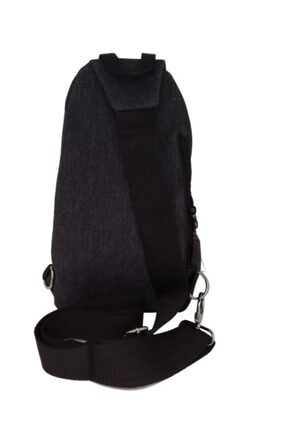 Seventeen Unisex Siyah Çanta
