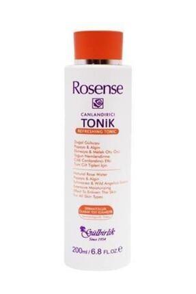 Rosense Canlandırıcı Tonik 200 Ml.