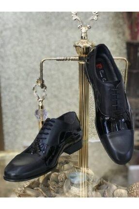 Pierre Cardin Rugan Erkek Klasik Deri Ayakkabı
