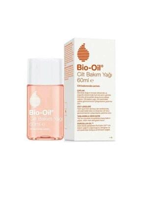 Bio Oil Cilt Lekeleri & Yaşlanma & Nem Kaybı Ve Çatlak Karşıtı Nemlendirici Cilt Bakım Yağı 60 ml