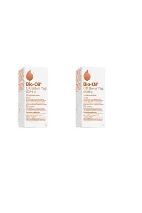 Bio Oil Bio Oil Ciltteki Kuruluklara Karşı Bakım Yağı 60 ml 2 Adet