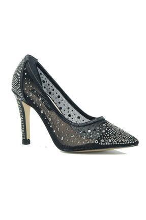 20729247 Stiletto Kadın Abiye Classıc Ayakkabı 2520 Siyah 024 20729247