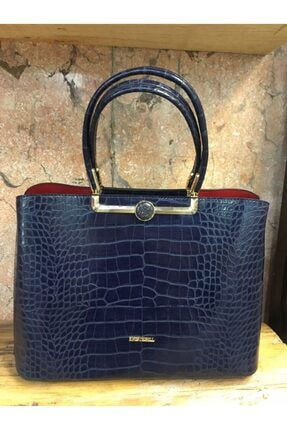 Kriste Bell Kadın Lacivert Çanta