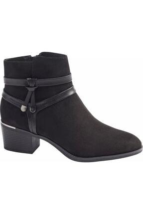 Esprit Kadın Siyah Topuklu Bot