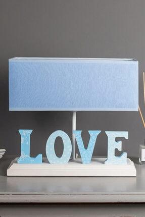 Abajur Love Mavi MH32012