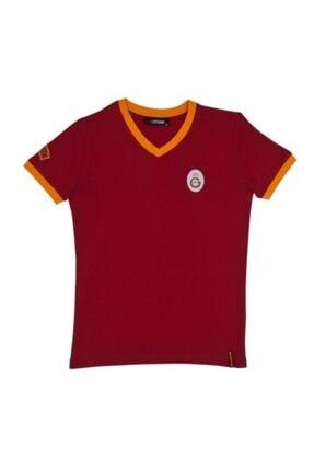 Galatasaray Unisex Metin Oktay Lisanslı Kırmızı T-shirt