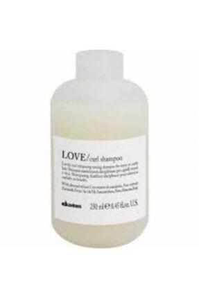Davines Love Bukle Belirginleştirici Dalgalı Saç Serisi Dalgalı Kıvırcık Saçlar Için Şampuan 250 ml