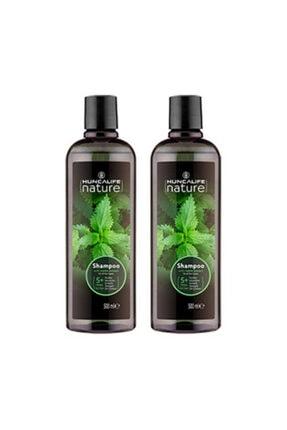 Hunca 2 Adet Nature Isırgan Otlu Şampuan 500 Ml