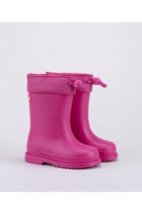 IGOR Kız Çocuk Pembe Yağmur Çizmesi