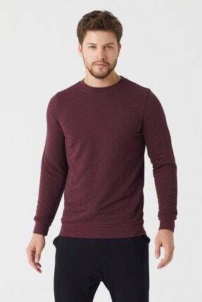 VENA Erkek Bordo T-shirt