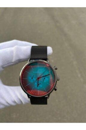 Choppers Analog Ekran - Hasır Kordon - Renkli Cam Unisex Kol Saati Chopr0015