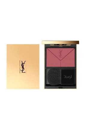 Yves Saint Laurent Couture Blush Ağırlık Yapmayan Uzun Süre Kalıcı Allık N10 - Plum Smoking 3614272139060