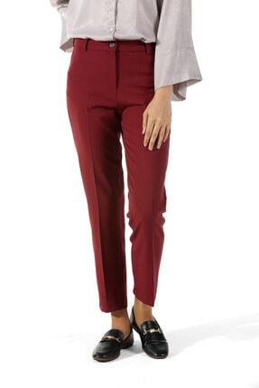 ALLDAY Kadın Bordo Pantolon