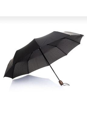 Rainwalker Siyah Renkli Unisex Şemsiye 48