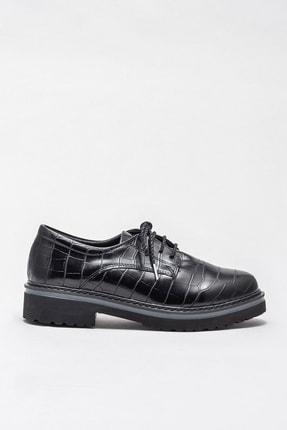 Elle LYSANNE Siyah Kadın Ayakkabı
