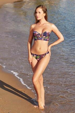 No Gossip Kadın Pelikan Klasik Bikini Altı 179202-D