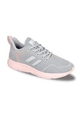 Jump Kadın Gri-pembe Sneaker
