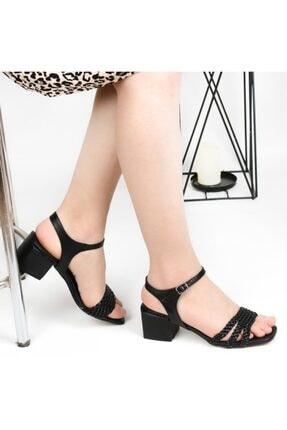 Pandora Kadın Topuklu Sandalet