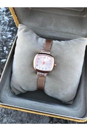Ricardo Hasır Kordon Mini Taşlı Detaylı Bayan Kol Saati
