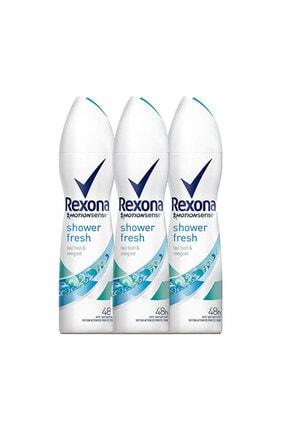 Rexona Shower Fresh 150 ml Deodorant X 3