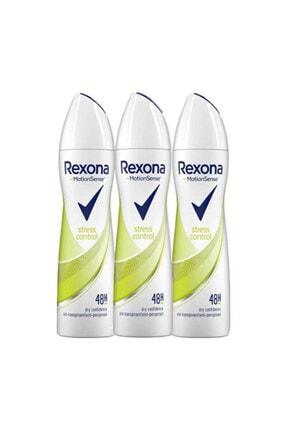Rexona Stress Control 150 ml Deodorant X 3