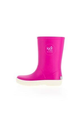 IGOR Unisex Fuşya Yağmur Çizme 10107-007