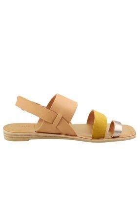 Toms Kadın Kahverengi Sandalet
