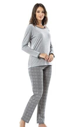 ERDEM Kışlık Bayan Pijama Takımı 21-11 Ücretsiz Kargo