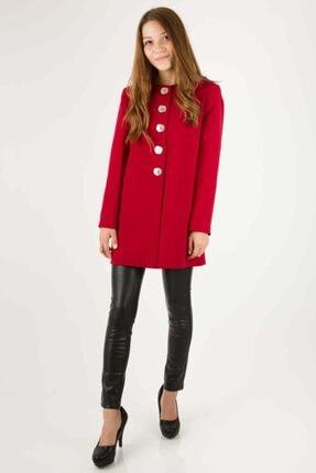 Ayhan Kadın Kırmızı Ceket