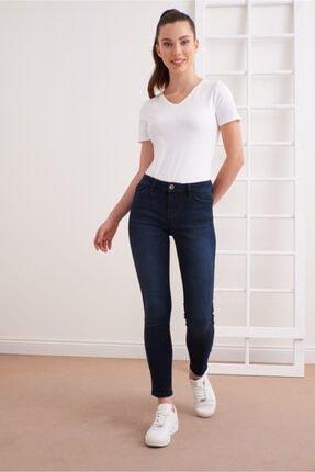VENA Kadın Mavi Jean Pantolon