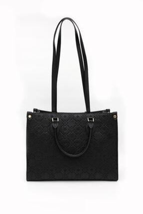 Lamberti Kadın Siyah Omuz Çanta