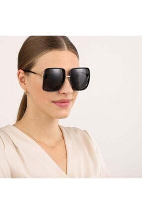 Fendi Kadın Siyah Güneş Gözlüğü