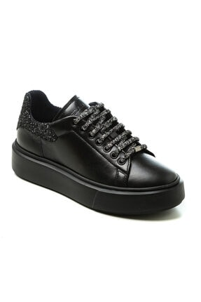 Frau Kadın Siyah Dylan Sneakers Nero Bot 41l8