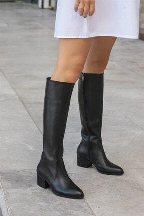 Mio Gusto Kadın Lidya Siyah Çizme