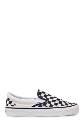 Vans Unisex Siyah Beyaz Sneaker VN0A3JEXPU11